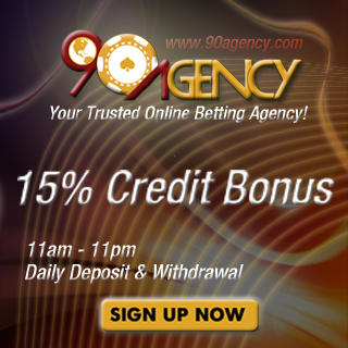 90agency Singapore Online Betting