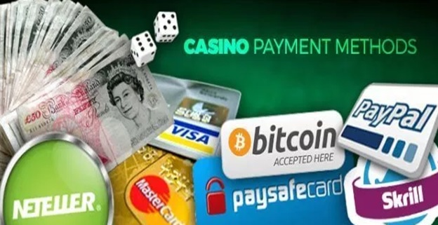 Payment Method for Online Casino
